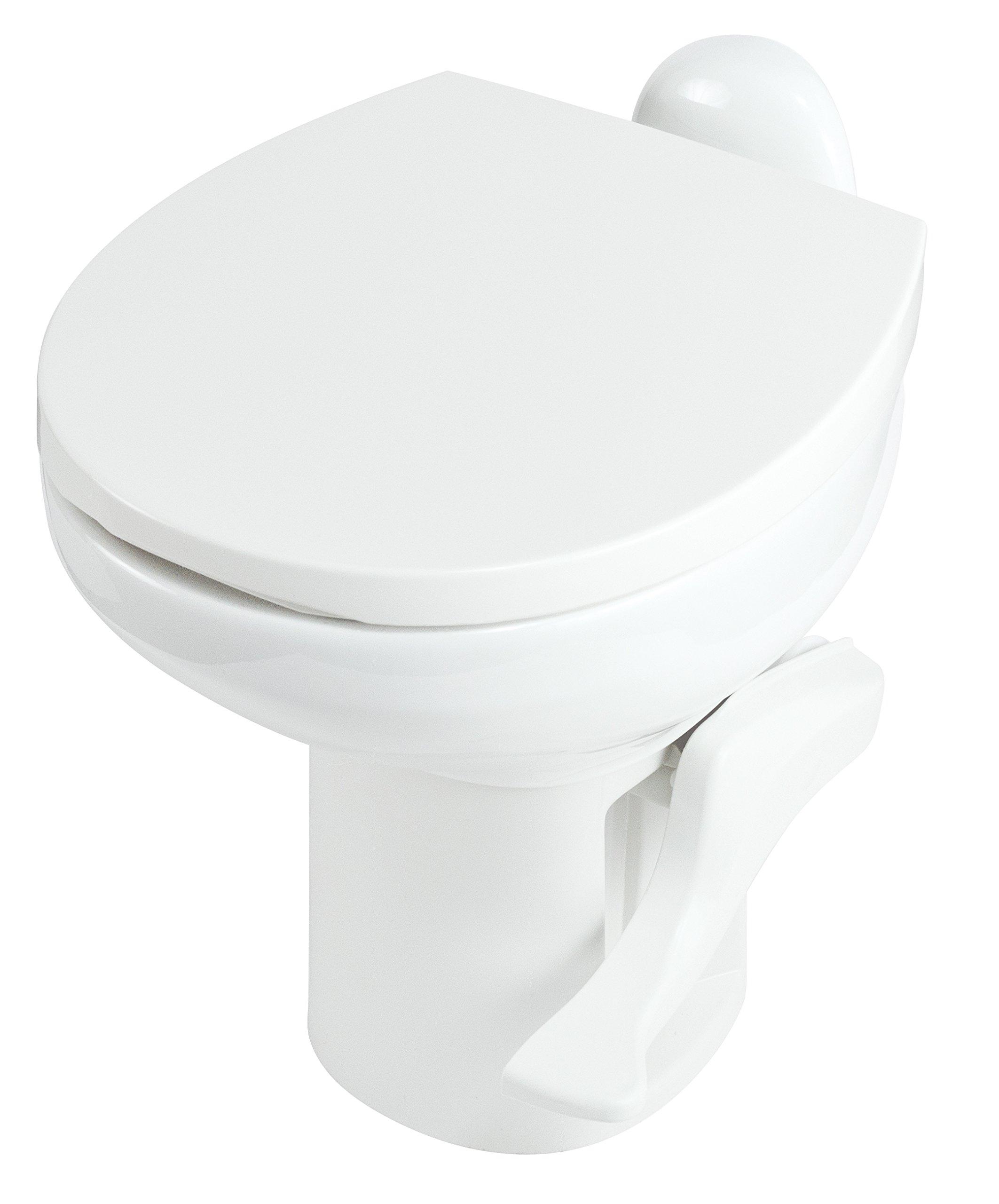 Thetford Aqua Magic Style II RV Toilet  / Low Profile / White - 42058 by Thetford