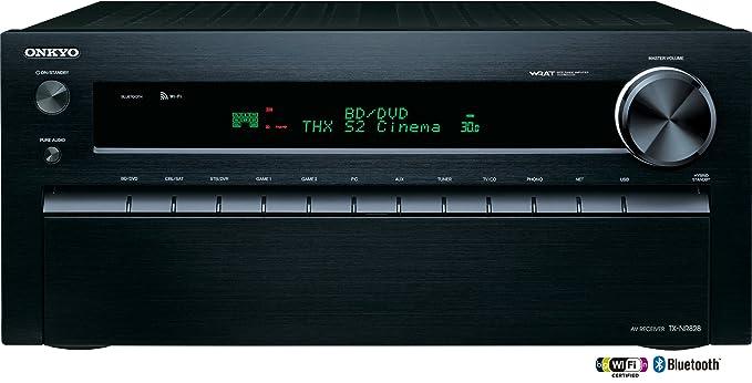 Onkyo TX-NR828 7 2-Channel Wireless Network A/V Receiver