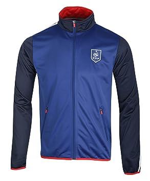 Fff Equipe Football De France Collection Veste Zippée qOgXRO7w1