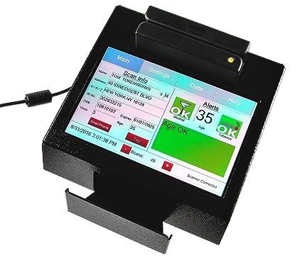 Scanner Electronics Agevisor com Amazon Black Touch - Id