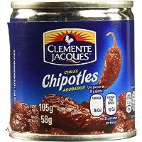 CLEMENTE JACQUES, Clemente Jacques Chile Chipotle 105gr, 105 gramos