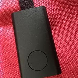 Amazon Co Jp Qrio Smart キュリオスマートタグ ブラック 探し物発見機 忘れ物防止 スマホも探せる キーファインダー スマホカメラのシャッター機能付き Q St1 家電 カメラ