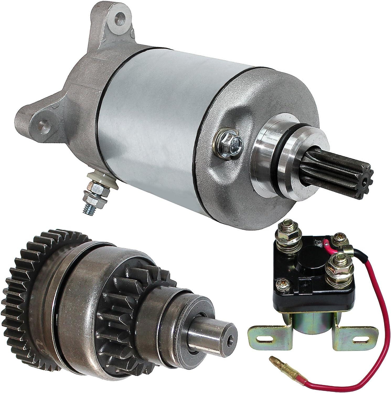 Starter Drive /& Relay Solenoid POLARIS TRAIL BOSS 330 329cc ENGINE 2003-2012