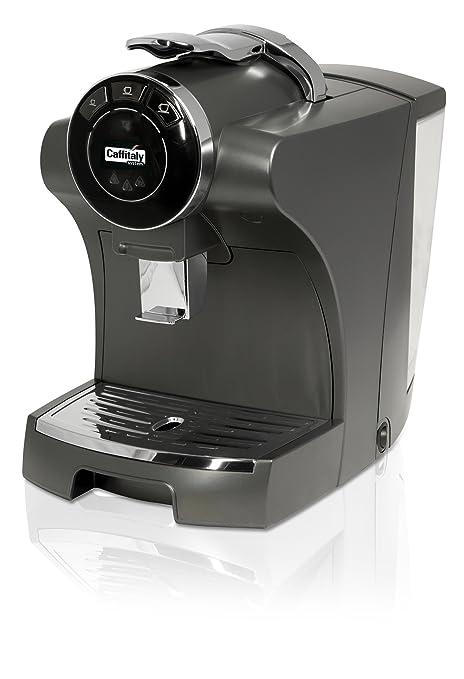 Amazon.com: Caffitaly so5 Cápsula Coffee Maker, color blanco ...