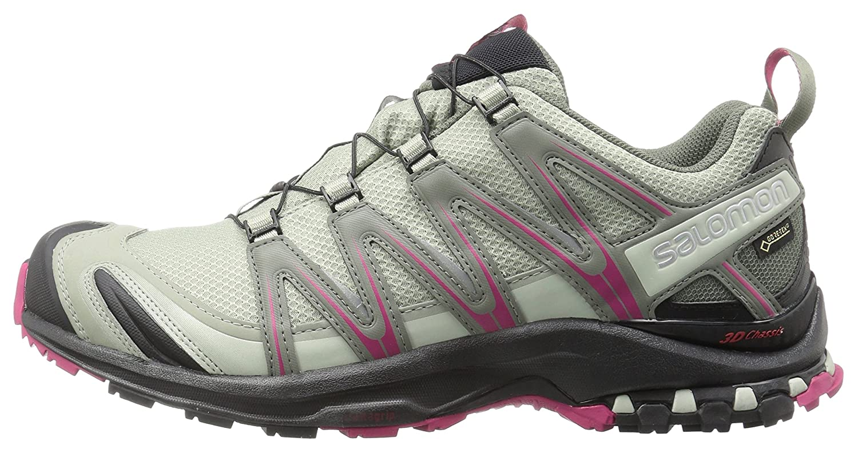 Salomon Women's Xa Pro 3D GTX W Trail Runner B01HD2S7DO 8.5 M US|Shadow