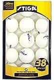 STIGA 1-Star Table Tennis Balls (38 Pack)