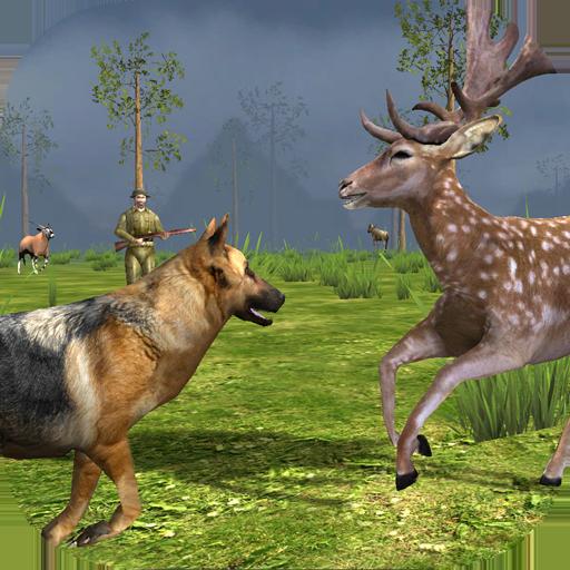 Deer Revenge Simulator 3D - Wolf Chase