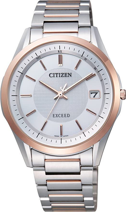 [シチズン] 腕時計 エクシード AS7094-50A シルバー