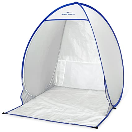 HomeRight Small Spray Shelter C900051 Portable Paint Booth for DIY Spray Painting Hobby Paint Booth  sc 1 st  Amazon.com & Amazon.com: HomeRight Small Spray Shelter C900051 Portable Paint ...