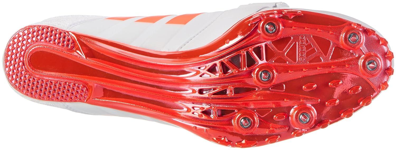 Adidas Unisex-Erwachsene Unisex-Erwachsene Unisex-Erwachsene Adizero Accelerator Leichtathletikschuhe Schwarz 46.7 EU c5b643