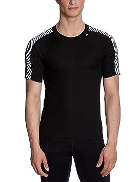 Helly Hansen Hh Dry Stripe T - Camiseta de manga corta para hombres, color negro, talla XXS: Amazon.es: Zapatos y complementos