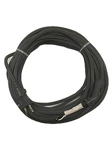 OEM Genuine Shark AC Power Cord for Shark Navigator Professional NV350 Series, UV410 UV420, Lift-Away Deluxe UV440 Upright Vacuum