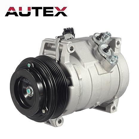 AC Compresor & a/c de embrague para 08 – 12 Buick Enclave 3.6L