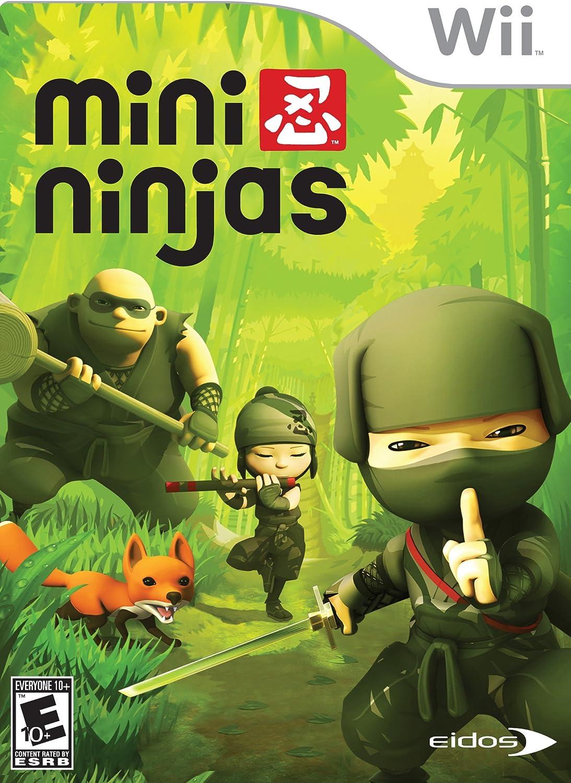 Amazon.com: Mini Ninjas - Nintendo Wii: Video Games