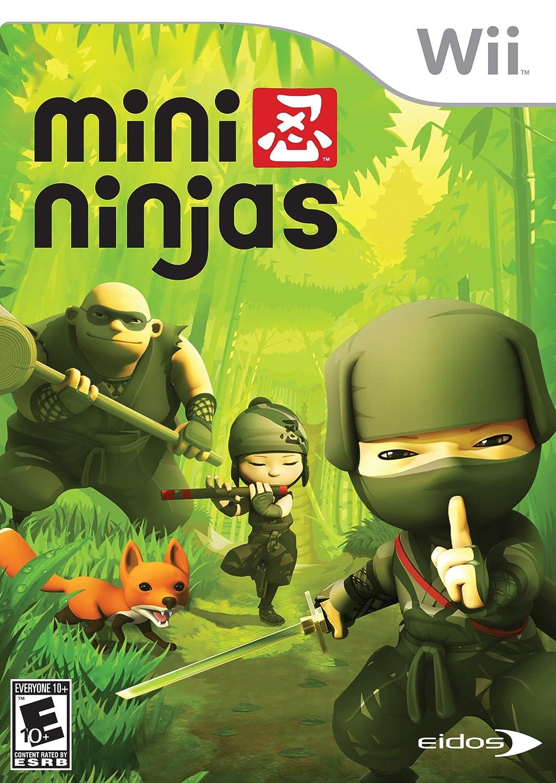 Mini Ninjas : Wii: Amazon.es: Música