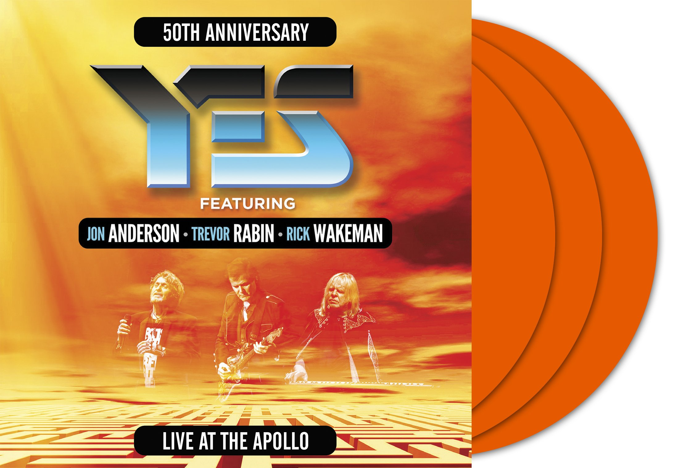 Live At The Apollo [3 LP] by Eagle Rock Entertainment