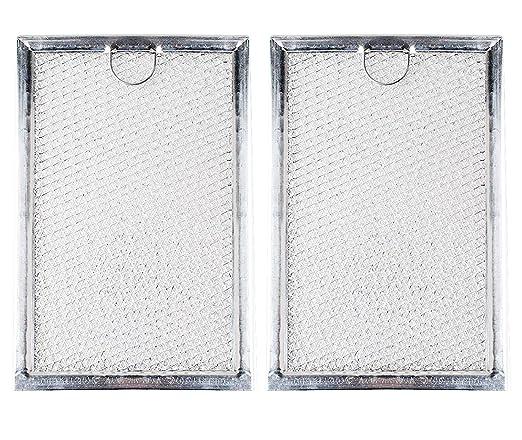 Podoy WB06X10359 Filtro de grasa microondas para campana GE ...