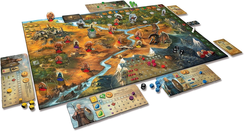 KOSMOS 69174 - Juego de Tablero: Menzel, Michael: Amazon.es: Juguetes y juegos