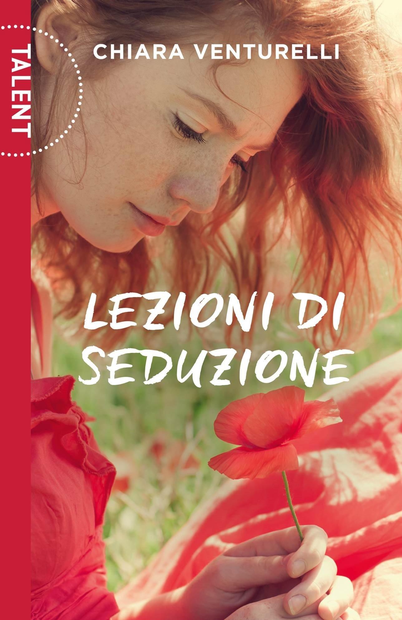 Risultati immagini per lezioni di seduzione copertina libro