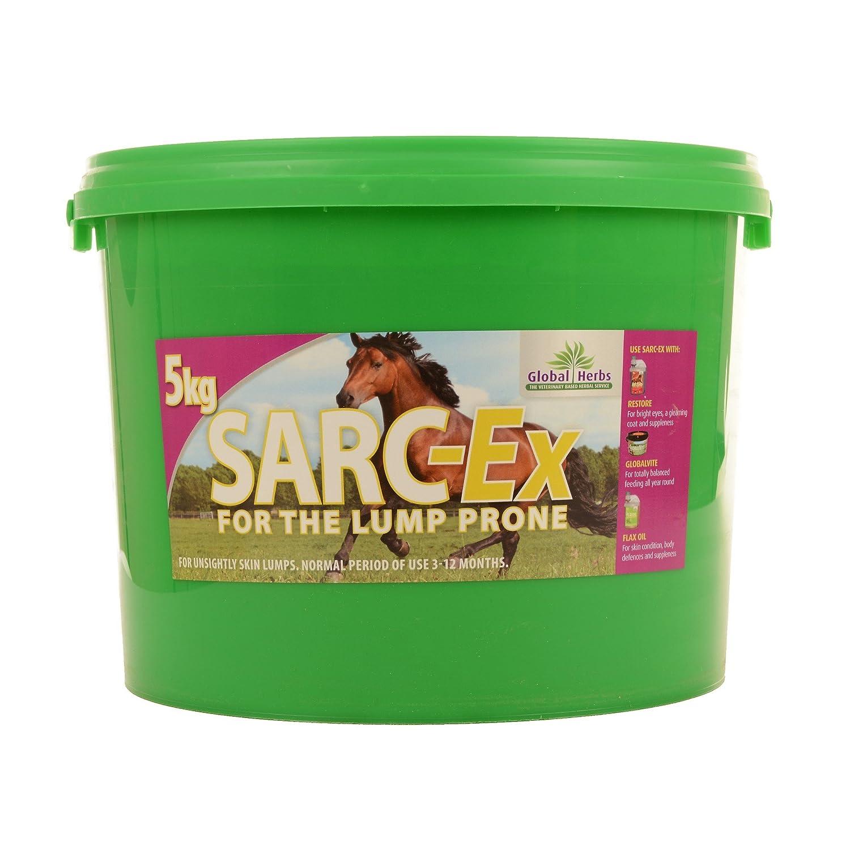 May Vary 1.1 lbs May Vary 1.1 lbs Global Herbs Sarc-Ex Feed (1.1 lbs) (May Vary)
