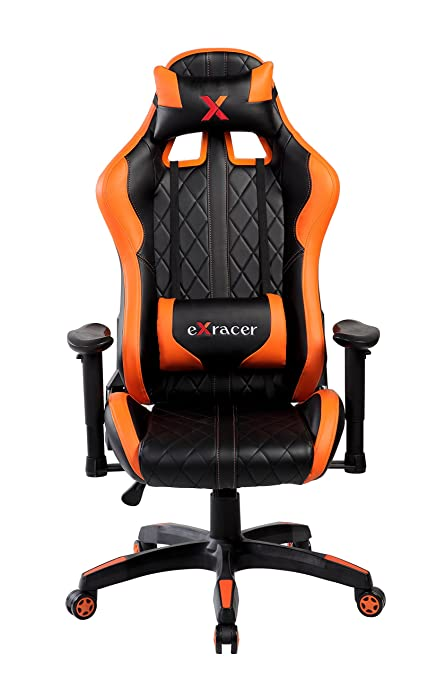 Charmant Ayvek Chairs JD 7219 OR Superswift Extreme Gaming Chair, Orange