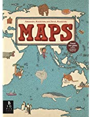 Mapas y atlas | Amazon.es