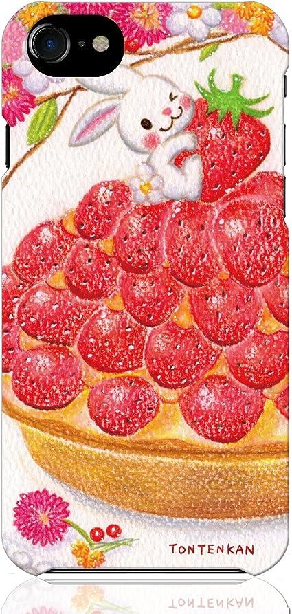 Amazon Co Jp ブレインズ Oppo A5 ハード ケース カバー 花いっぱい苺タルト Tontenkan イラスト 色えんぴつ 絵本 Tontenkan ほのぼの 花 苺 家電 カメラ