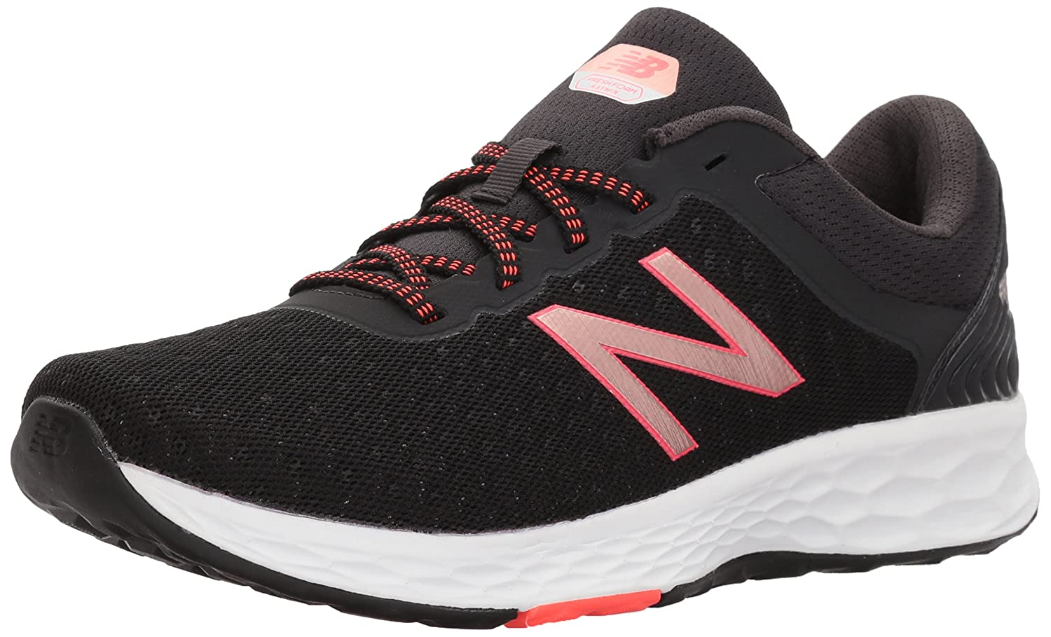New Balance Women's Running Fresh Foam Kaymin v1 Running Women's Shoe B06XS3PKL3 5 D US|Black/Phantom 51b46a