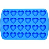 Wilton 2105-4909 Easy Flex Heart 24-Cavity Silicone Mold