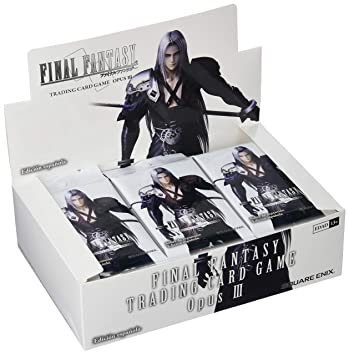 Square Enix- Final Fantasy TCG Sobres Opus 3 (36 Uds ...