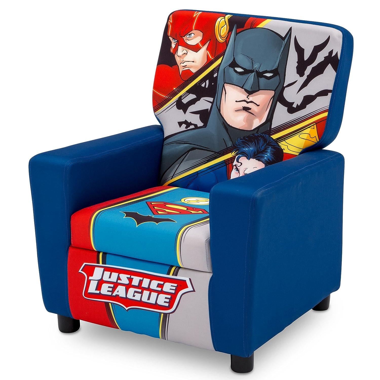 Delta Children High Back Upholstered Chair DC Comics Batman Delta Enterprise Corp PLA UP83590BT