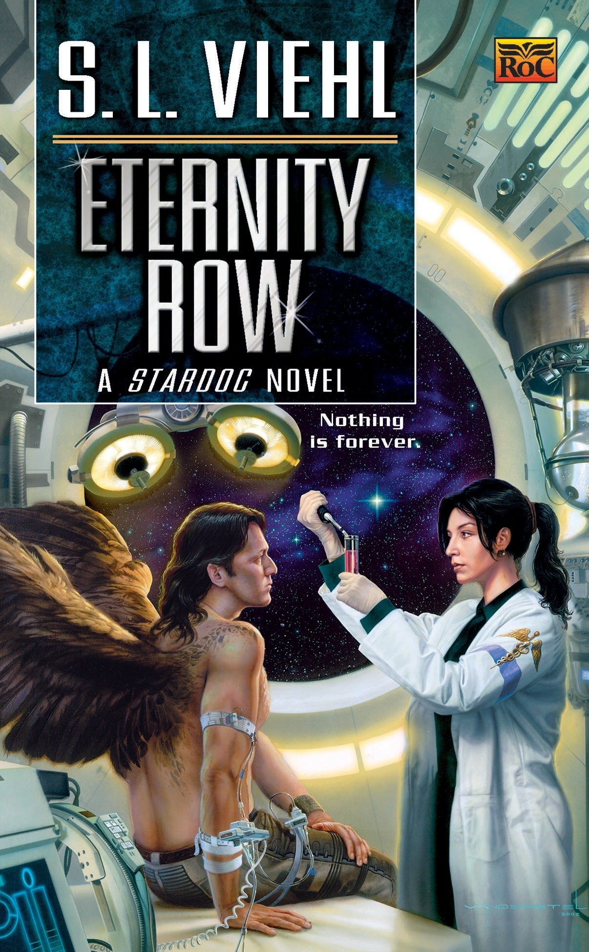 Download Eternity Row: A Stardoc Novel PDF