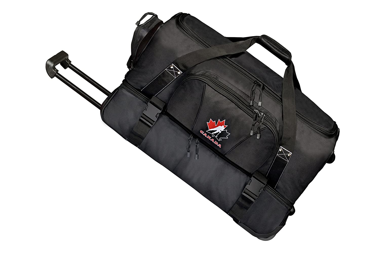 Force Wheeled Referee Bag Force Sports