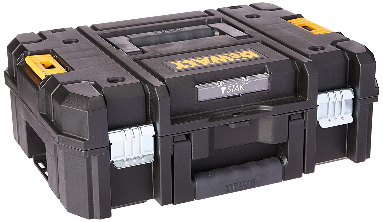 DEWALT DWST17807 TSTAK II Flat Top Toolbox Organizer