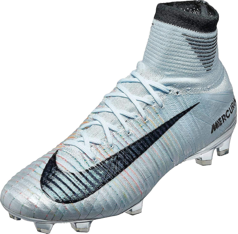 3a6794ffdb9 Amazon.com | Nike Mercurial Superfly V SE CR7 FG L/E Mens SZ 8.5 ...