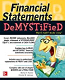 Financial Statements Demystified: A Self-Teaching Guide
