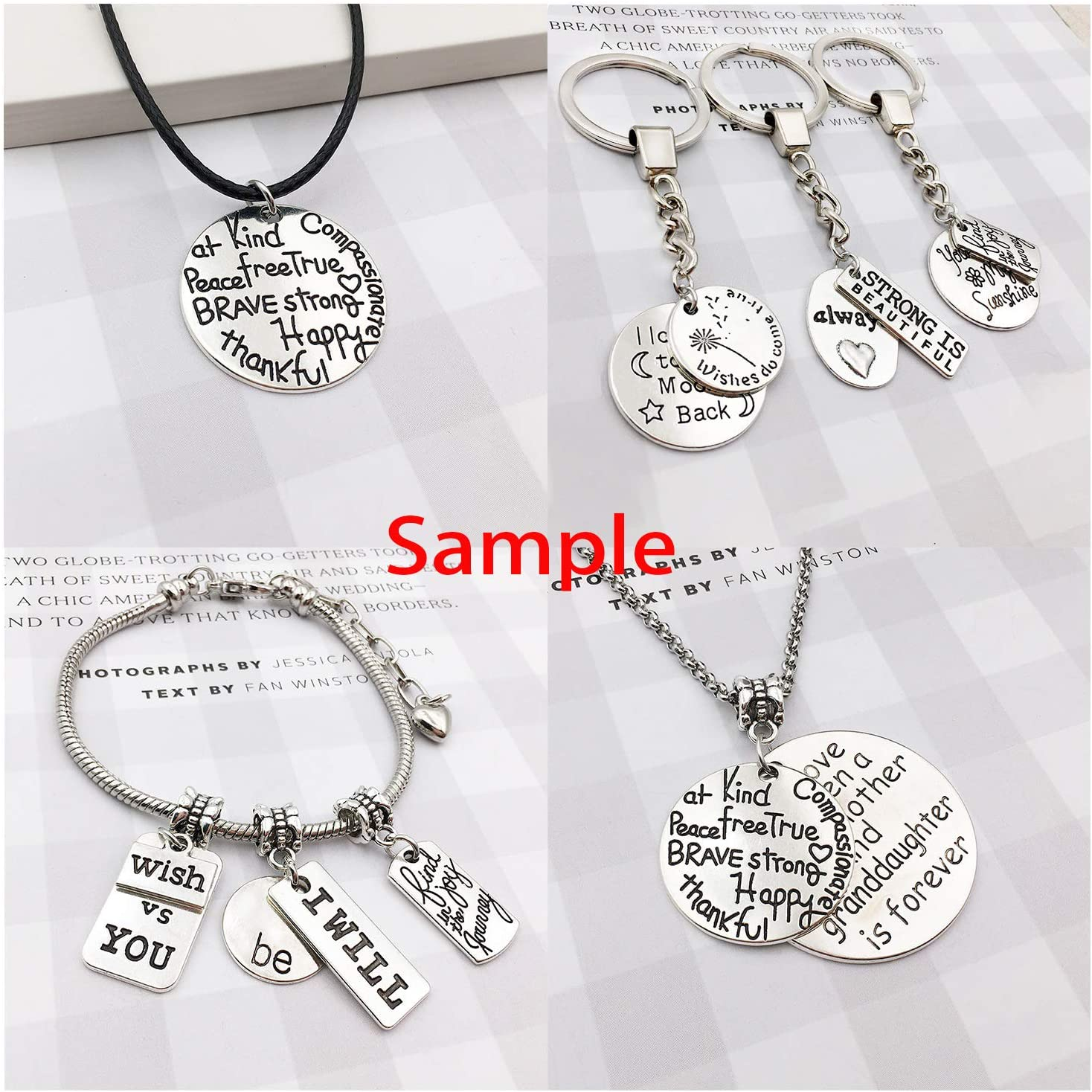 Pack of 10 Multi-style Vehicles Charms Necklace Pendant DIY Jewellery Making