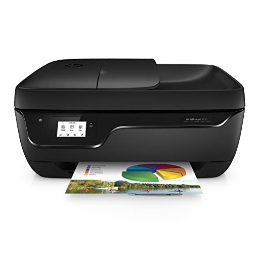 "355 opinioni per HP OfficeJet 3830 Stampante Multifunzione, Display 2.2"" LCD, 4800 x 1200 DPI,"