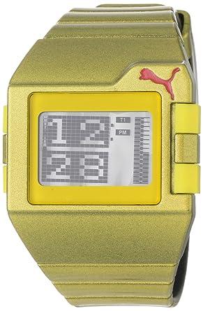 relojes hombre oro puma
