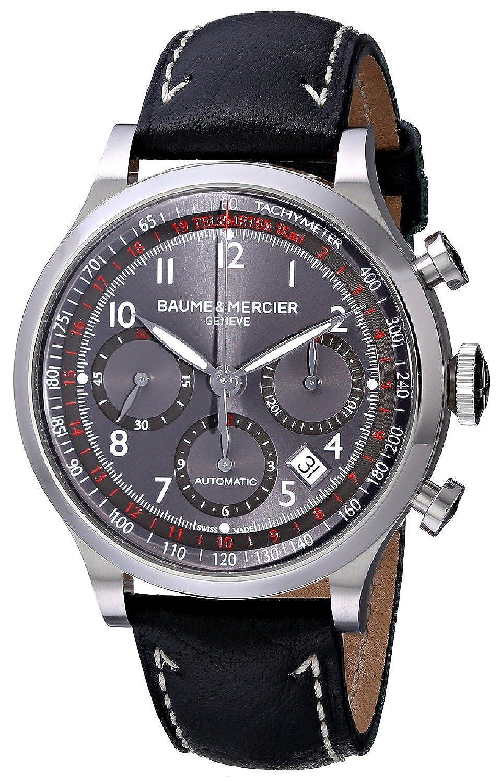 [ボーム&メルシエ]Baume & Mercier 腕時計 Capeland Chronograph Watch MOA10003 メンズ [並行輸入品] B00XPK0KM0