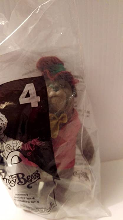 2001-02 Disney/'s The Country Bears McDonalds Happy Meal Toy Tennessee ONeal #5