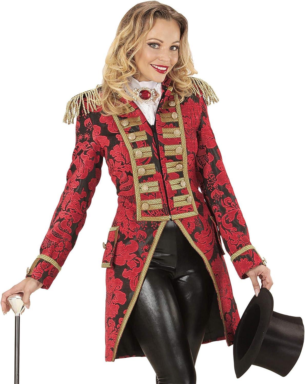 WIDMANN?Mujer FRAC Jaquard Parade Disfraz , color/modelo surtido