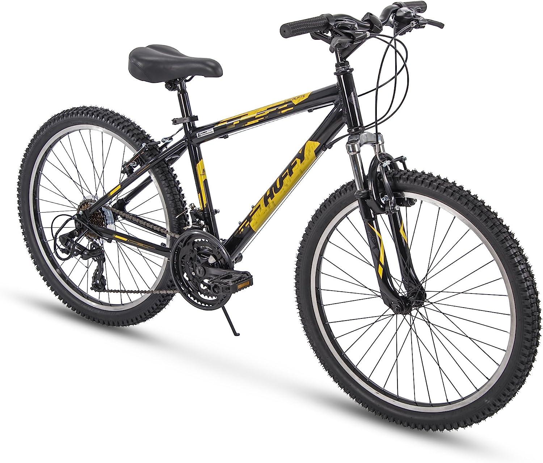 Huffy Hardtail Trail Hybrid Road Bike