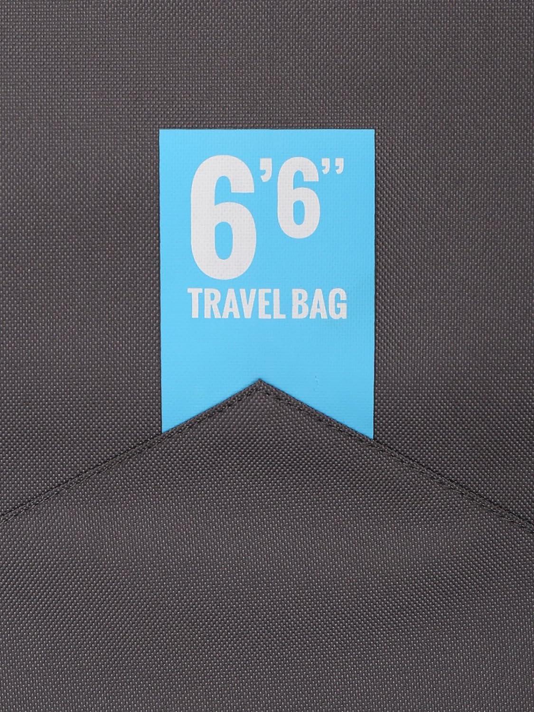 Boardbag//Travelbag Sizes 66//76//86 Two Bare Feet Surfboard Bag