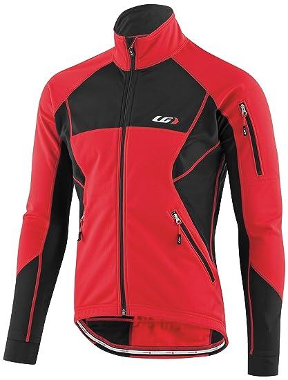 Amazon.com   Louis Garneau Enerblock 2 Cycling Jacket - Men s Ginger ... f42cd40e0