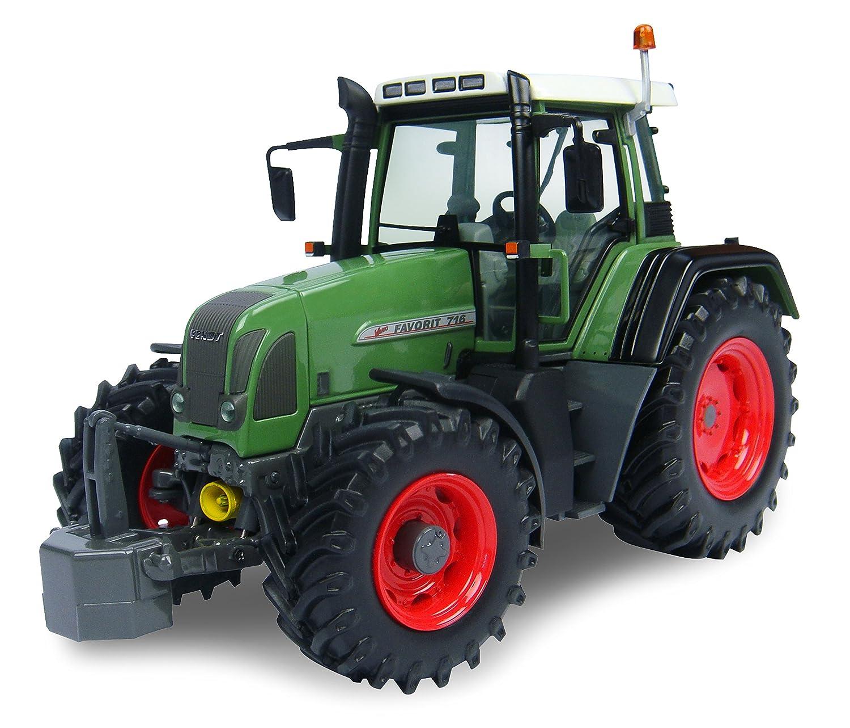 Universal Hobbies - Uh4890 - Tracteur - Fendt 716 COM I