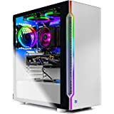 SkyTech Archangel 3.0 Gaming Computer PC Desktop - Ryzen 5 3600 6-Core 3.6GHz, RTX 2060 6G, 1TB SSD, 16GB DDR4 3000, RGB Fans