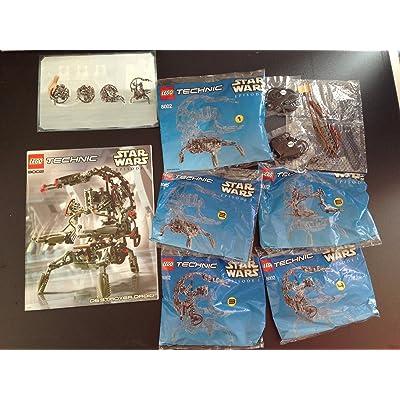 LEGO Star Wars Destroyer Droid (8002): Toys & Games
