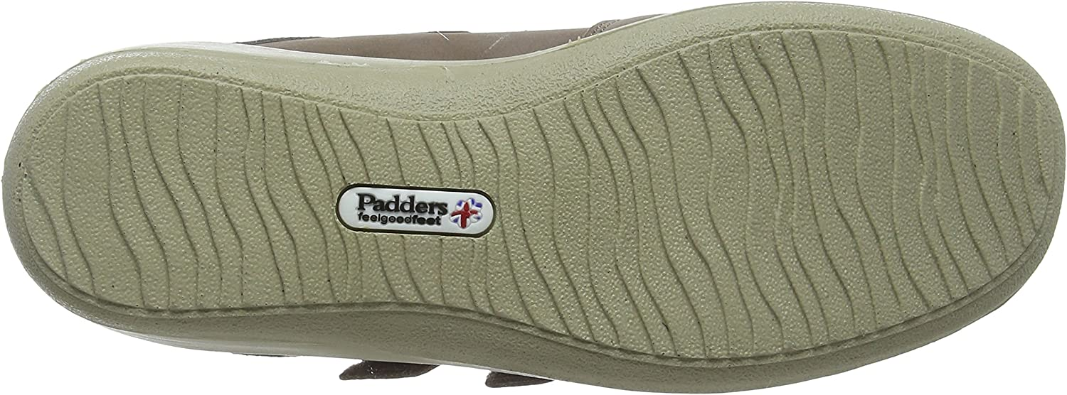 Padders Plus Womens Caitlin Loafers
