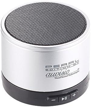 Auvisio Handy Lautsprecher Mobiler Aktiv Lautsprecher Amazonde